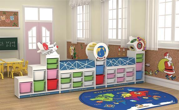Hot Selling Children Furniture in Kindergarten (TY-41561)