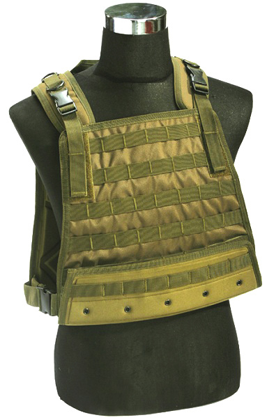 Compact Plate Carrier