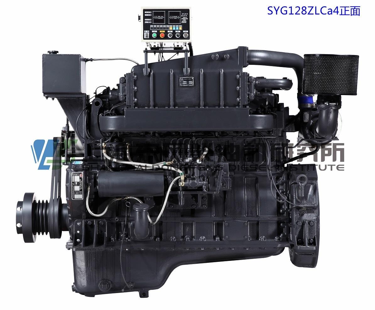 147kw Shanghai Dongfeng, Marine Diesel Engine/ G128zld Diesel Engine