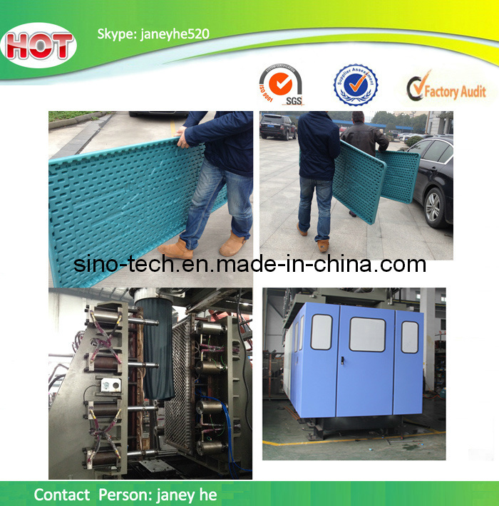 Blow Molding Machine for HDPE Hollow Plastic Panel