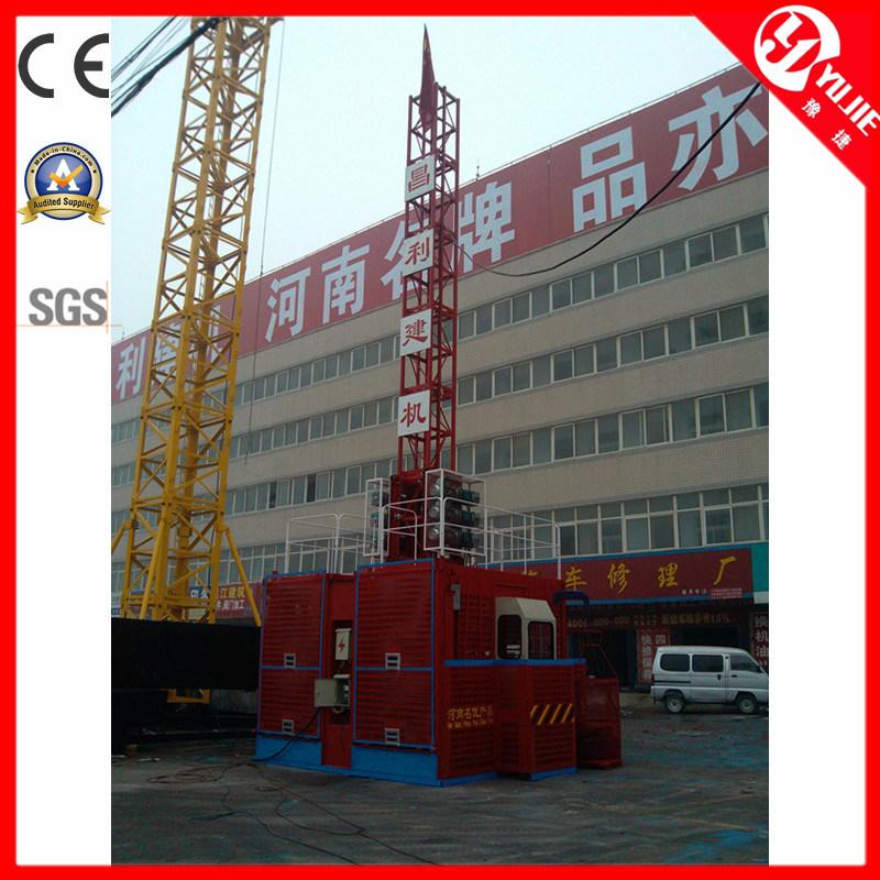 Sc200 2 Ton Construction Hoisting Elevator