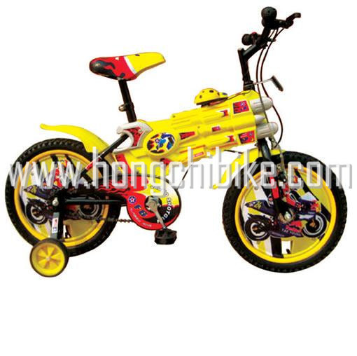 Children Toys 12 Inch Kids Bike Toy with Assist Wheel (HC-KB-04758)