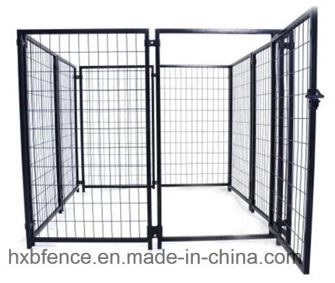 Outdoor Weld Wire Mesh and PVC Coated Wire Mesh Dog Kennel