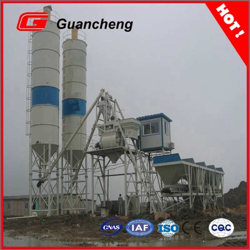 Hzs50 Big Capacity Ready-Mixed Concrete Mixing Plant for Sale