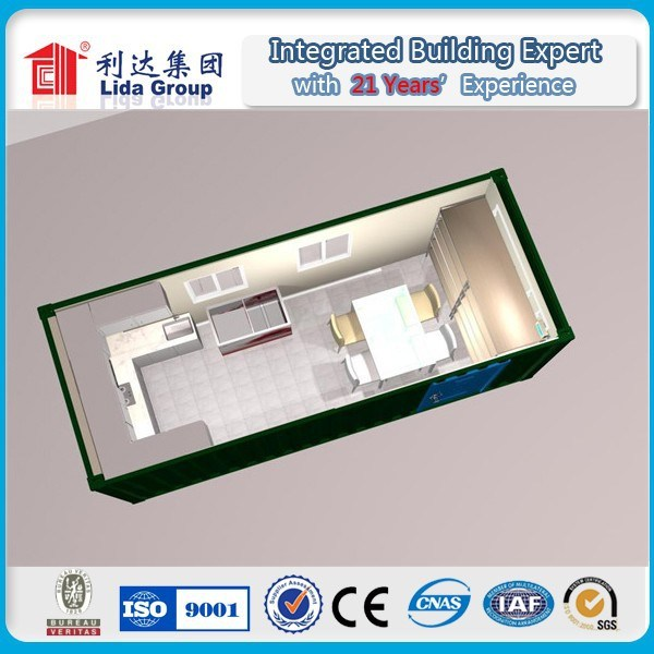 Container Office Cabin Emergency Housing Flat Container