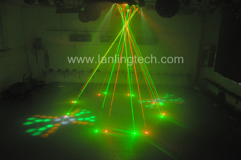 Stage LED Laser Light/Disco LED Laser Lighting
