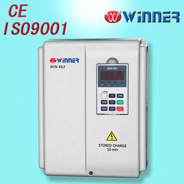 Variable Voltage Variable Frequency Drive Win V63 Open