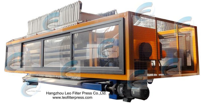 Leo Filter Press Industrial Automatic Filter Press