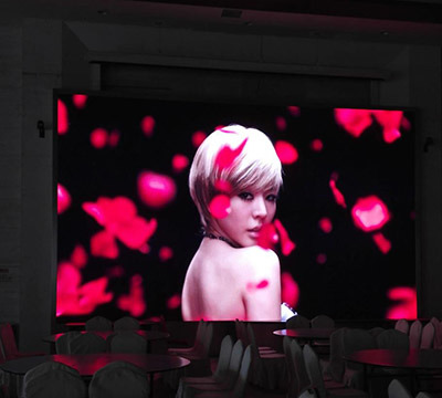 P5 Full Color Indoor LED Video Display for Rental