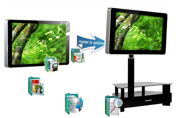 Hot! 65inch Waterproof LCD Display