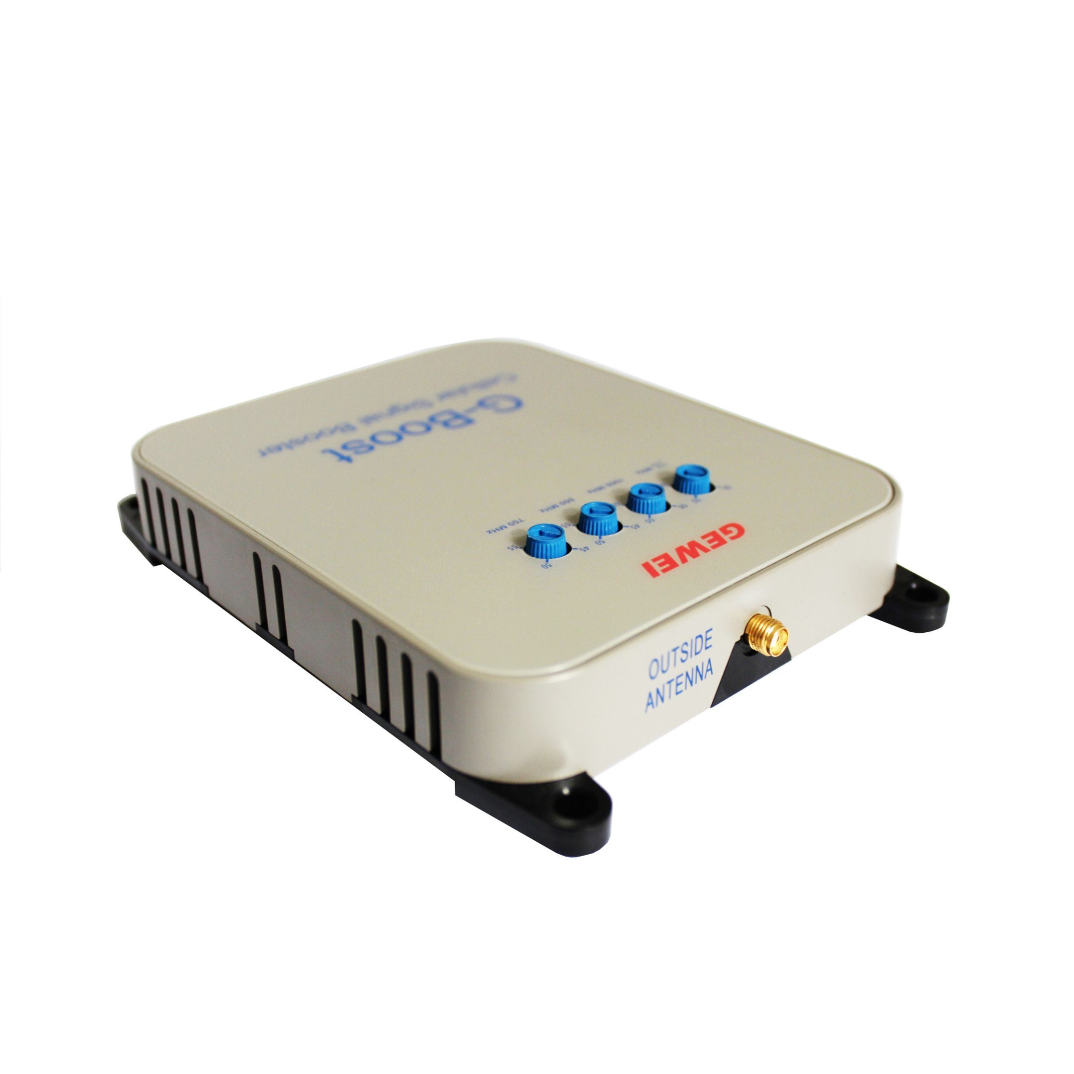 700/850/1900/2100MHz 5-Band Cellphone Signal Booster for All South&North America Carriers Signal Booster Mobile Signal Booster with FCC Certification