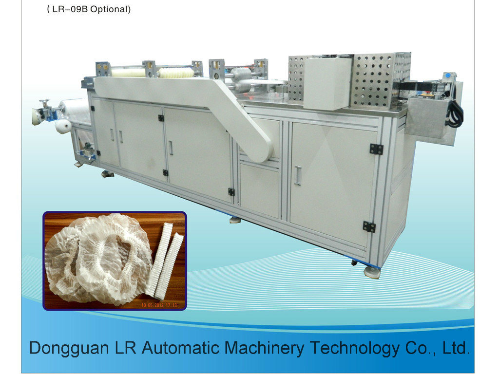 Nonowoven Fabric Bouffant Cap Making Machine