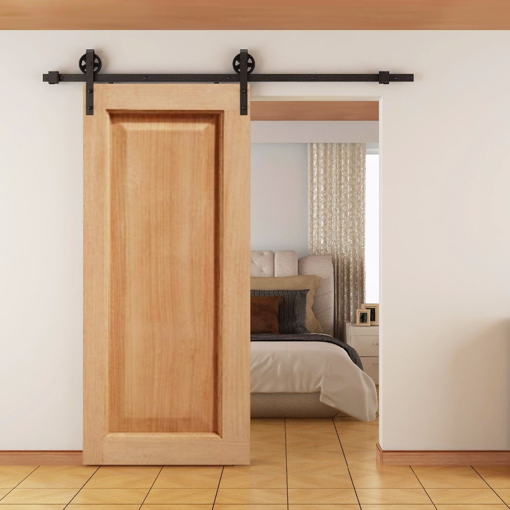 New Product Warehouse Sliding Barn Door Hardware