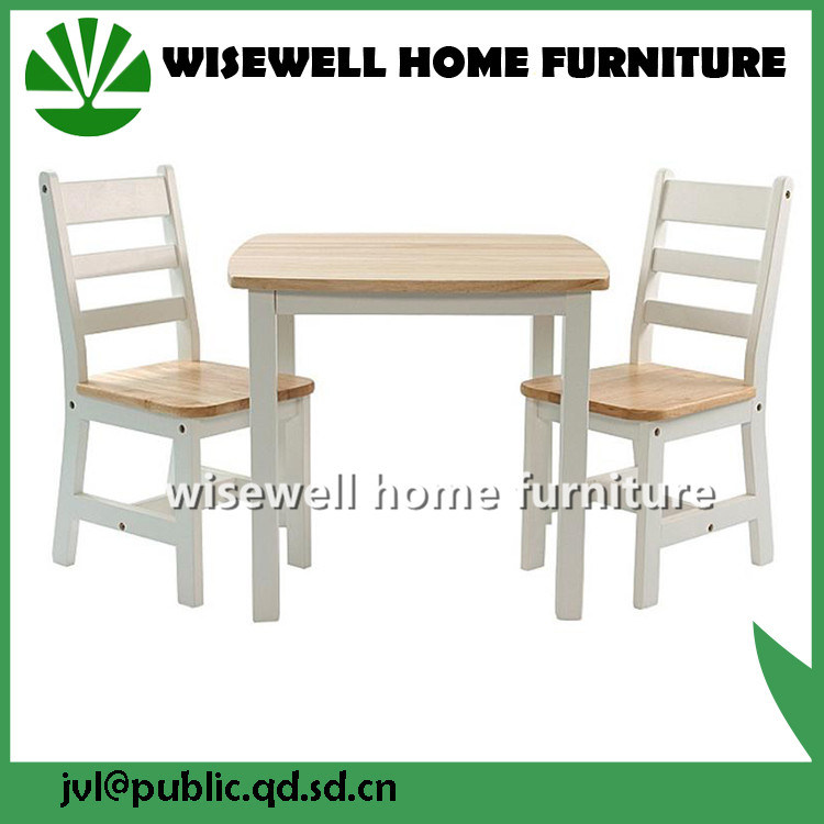 Children′s Table and Chair Set Furniture (W-G-1096)
