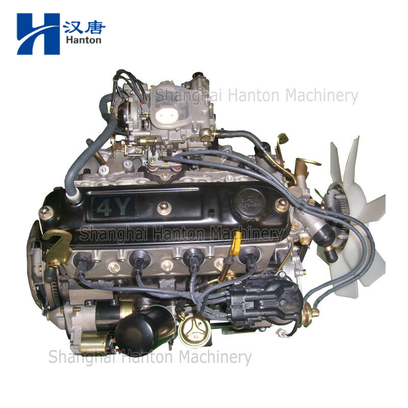 4Y Petrol Gasoline Motor Engine for auto van Minibus Hiace for Toyota