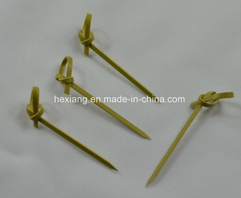 BBQ Bamboo Sticks and Flower Skewer Wholesale From China