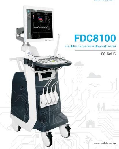 Full Digital Color Doppler Diagnosticl System (FDC8100)
