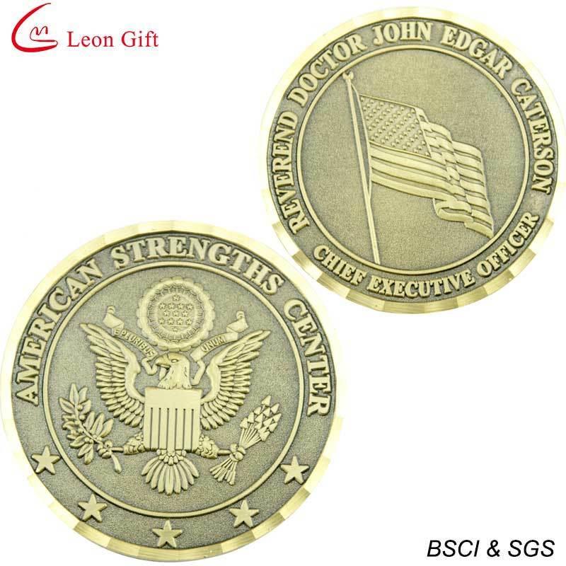 Wholesale Custom USA Military Bronze Coin