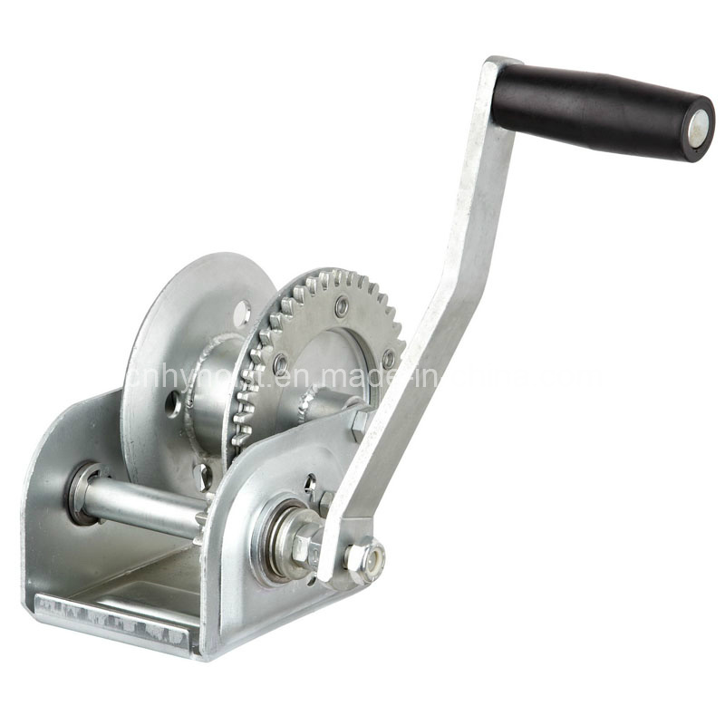 Hand Winch with Autobrake