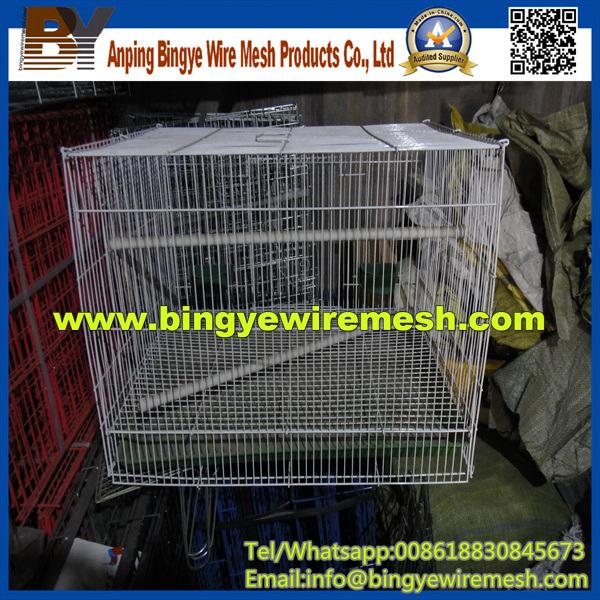 PVC Chicken Pigeon Rabbit Cage From Bingye