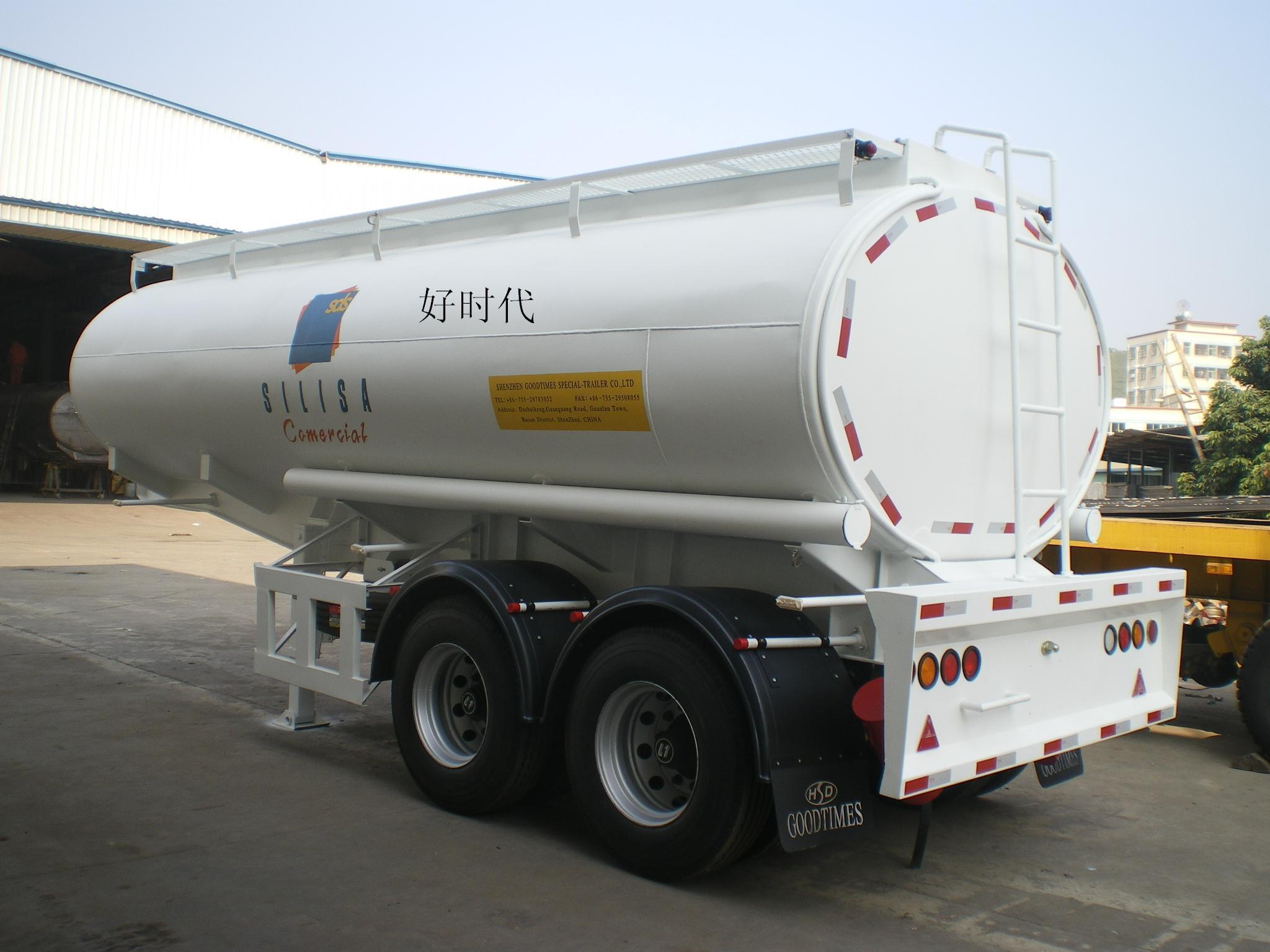 Water Tanker Trailers 9