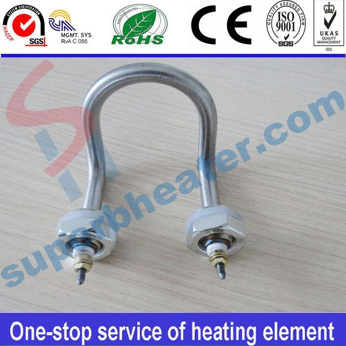 Non - Standard Water Heating Element
