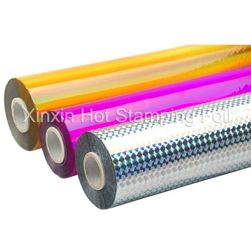 Laser Foil - 7