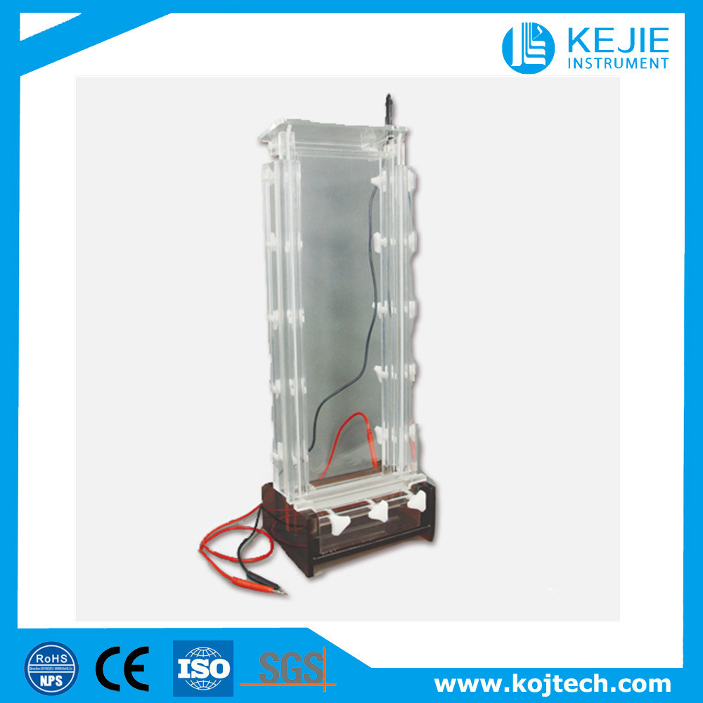Electrophoresis Cell for DNA Sequencingr/Lab Instrument/ Electrophoresis Cell