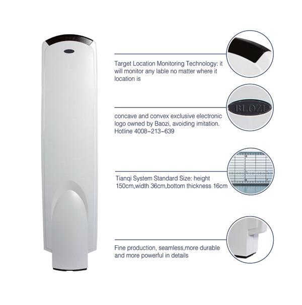 Supermarket Detector (Tianqi I series)