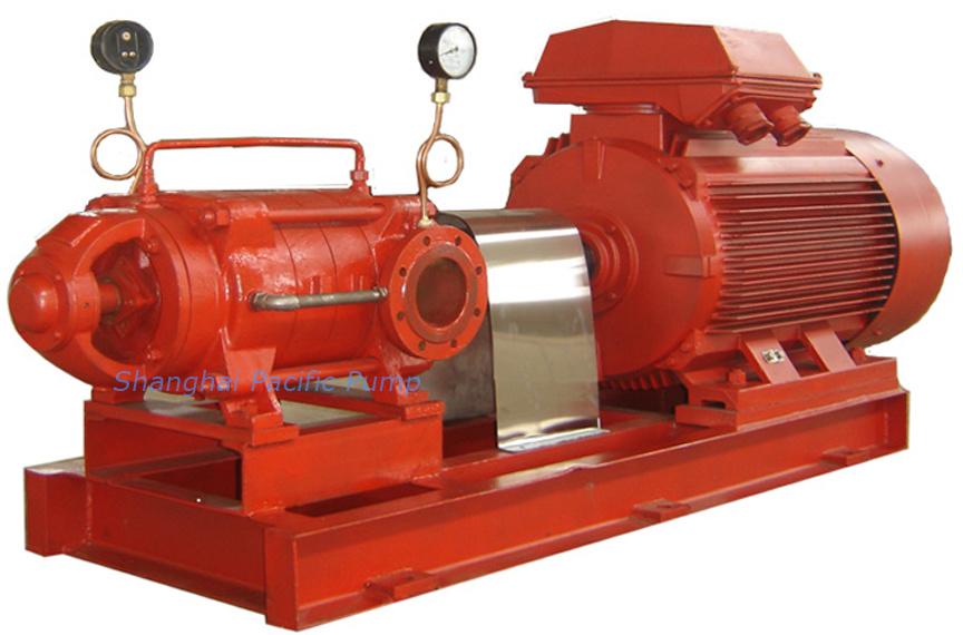 Horizontal Multistge Fire Fighting Pump (XBD)