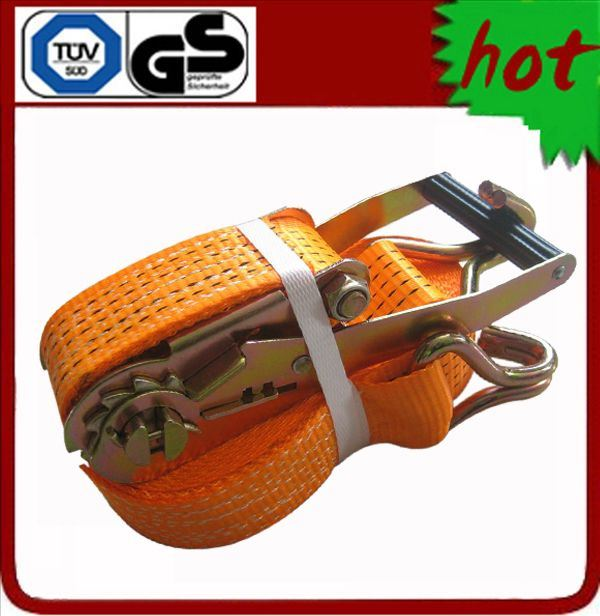 TUV/GS Approved Ratchet Tie Down