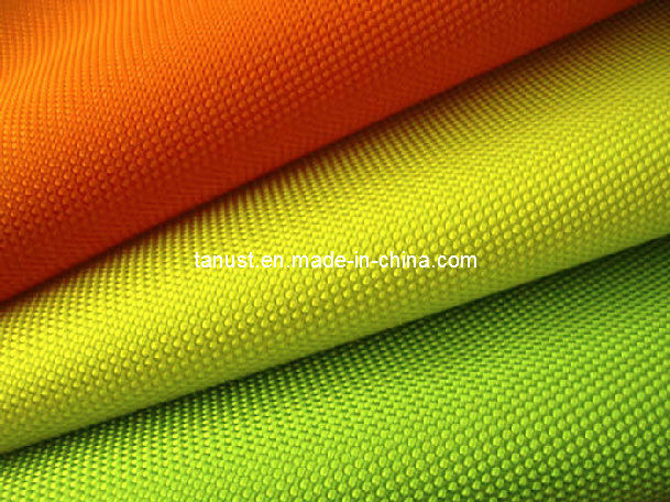 100% Polyester 300d Oxford Textured Fabric