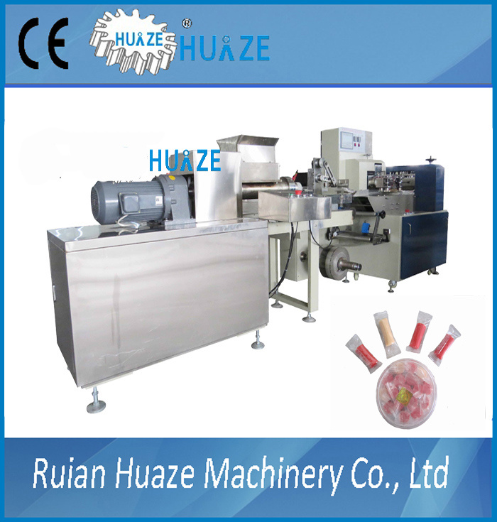 Modeling Clay Extruder Packing Machine