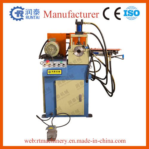 Rt-80SA Semi-Automatic Hydraulic Single-Head Bevelling Deburring Machine