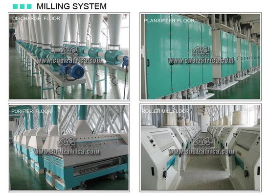 Advance Corn Grain Flour Machinery
