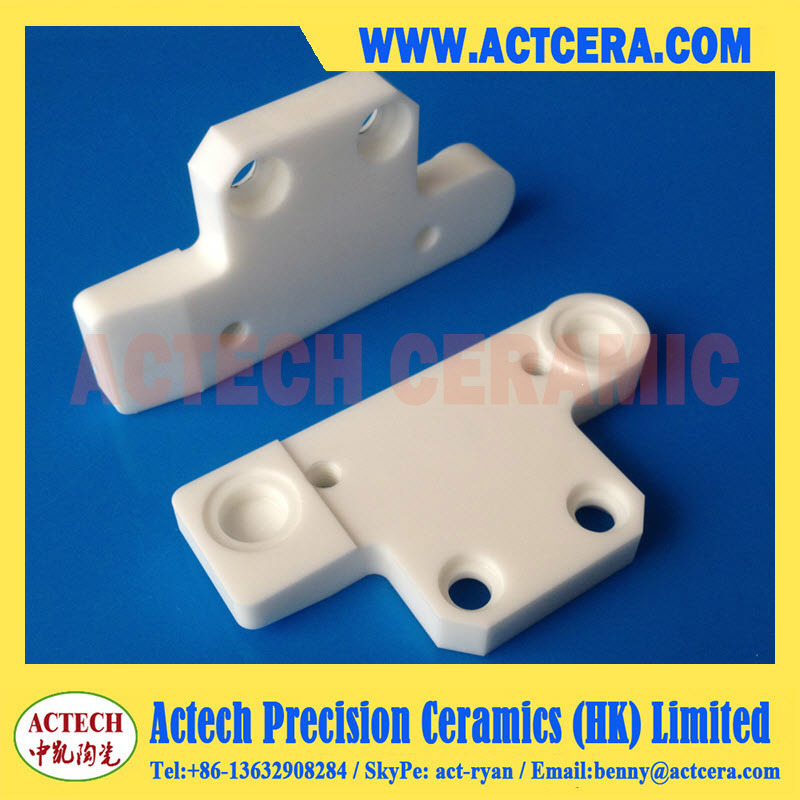 Precision Alumina/99% Al2O3 Ceramic Parts Machining