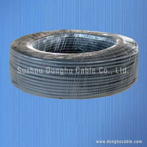 Flexible PVC Electric Control Wire and Cable