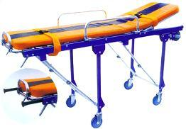 Aluminum Alloy Stretcher for Ambulance (THR-3C)