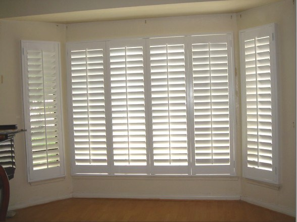 Window shutters interior 2017 grasscloth wallpaper for Window shutters interior prices