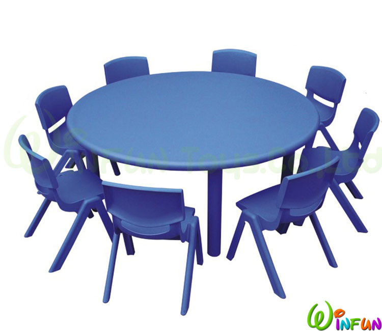 china plastic kids tables and chairs wf 102c china. Black Bedroom Furniture Sets. Home Design Ideas
