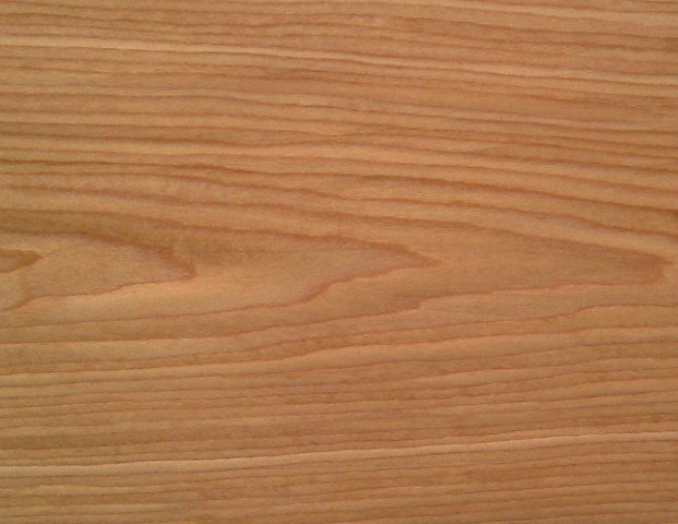 China artificial veneer cherry plywood