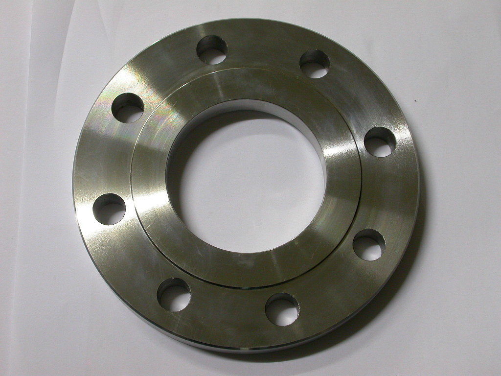 China forged steel flange welding neck