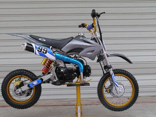 125cc motocross: