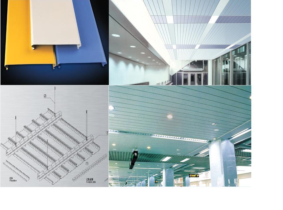 Panel Aluminium Strip : China aluminium strip ceiling panel am c