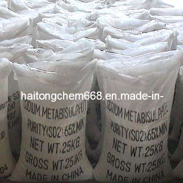 Sodium Metabisulfite (food grade)