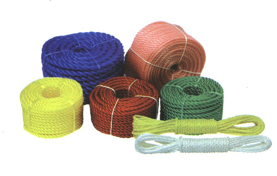 High Quality PE Colour Rope
