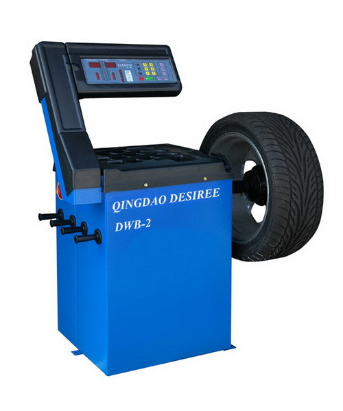 Wheel Balancer with CE (DWB-2)