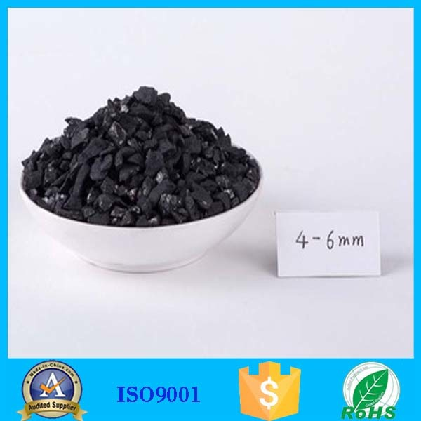 Anthracite Filter Material Price for The Chemical Water Treatment