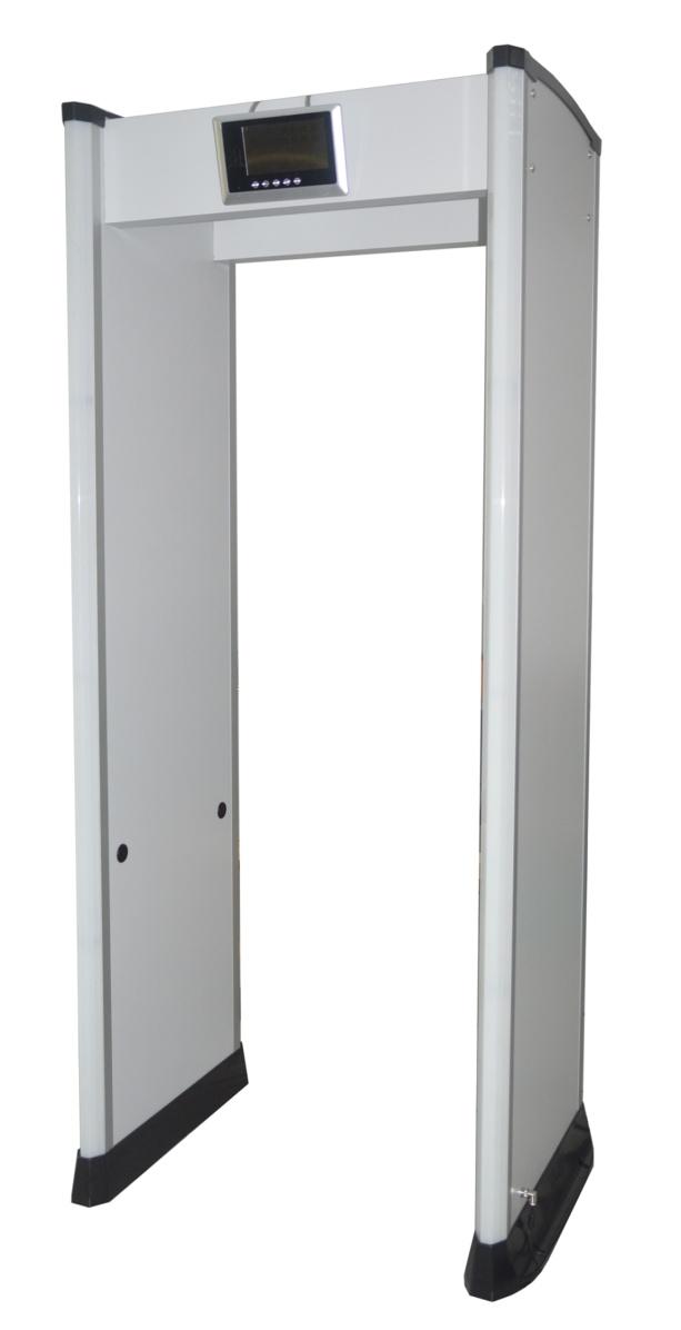 Walk Through Metal Detector Gate for 24 Detaing Zones