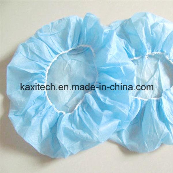 Surgical Disposable Nonwoven Nurse Cap/ Bouffant Head Cover